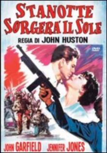 Stanotte sorgerà il Sole di John Huston - DVD