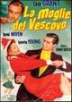 Cover Dvd DVD La moglie del vescovo