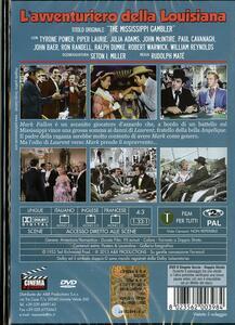 L' avventuriero della Luisiana di Rudolph Matè - DVD - 2