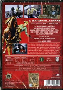 Il sentiero della rapina di Jesse Hibbs - DVD - 2