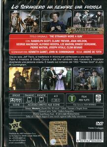 Lo straniero ha sempre una pistola di André De Toth - DVD - 2