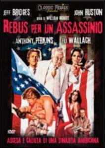 Rebus per un assassino di William Richert - DVD