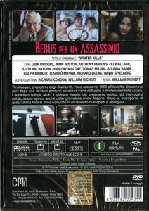 Rebus per un assassino di William Richert - DVD - 2