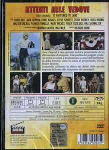 Attenti alle vedove di Richard Quine - DVD - 2
