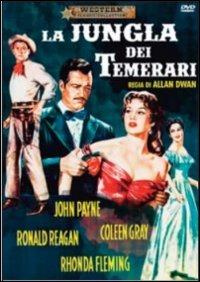 Cover Dvd jungla dei temerari (DVD)