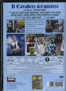 Il cavaliere del mistero di Tay Garnett - DVD - 2
