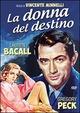 Cover Dvd DVD La donna del destino