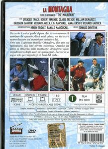 La montagna di Edward Dmytryk - DVD - 2