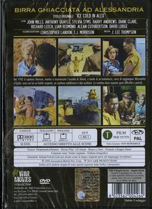 Birra ghiacciata ad Alessandria di Jack Lee Thompson - DVD - 2