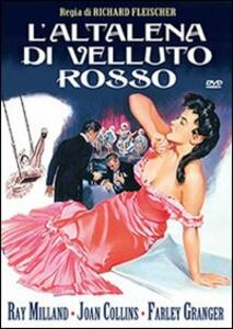 L' altalena di velluto rosso di Richard O. Fleischer - DVD