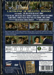 L' altalena di velluto rosso di Richard O. Fleischer - DVD - 2
