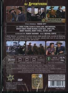 Gli avventurieri di Michael Curtiz - DVD - 2
