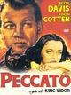 Cover Dvd DVD Peccato