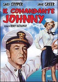 Locandina Il comandante Johnny