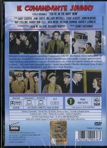 Il comandante Johnny di Henry Hathaway - DVD - 2