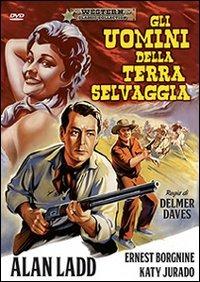 Cover Dvd Gli uomini della terra selvaggia