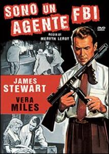 Sono un agente FBI di Mervyn LeRoy - DVD