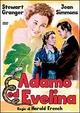 Cover Dvd Adamo ed Evelina