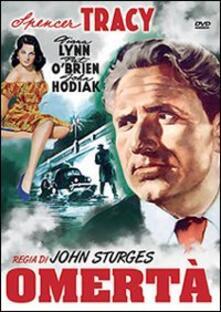 Omertà di John Sturges - DVD