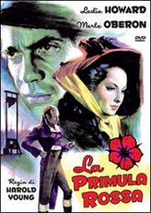 La primula rossa di Harold Young - DVD