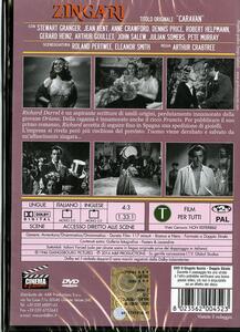 Zingari di Arthur Crabtree - DVD - 2