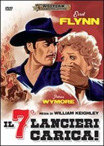 Il 7º lancieri carica di William Keighley - DVD