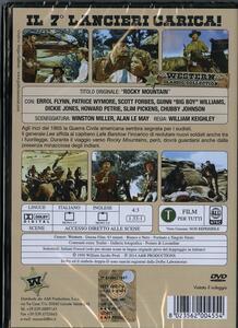Il 7º lancieri carica di William Keighley - DVD - 2