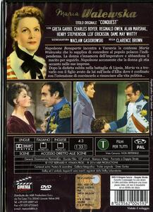 Maria Walewska di Clarence Brown - DVD - 2