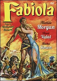 Cover Dvd Fabiola