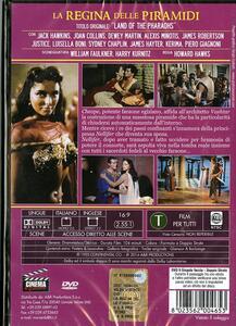 La Regina delle piramidi di Howard Hawks - DVD - 2