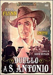 Duello a San Antonio di David Butler - DVD