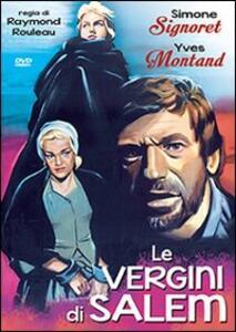 Le vergini di Salem di Raymond Rouleau - DVD