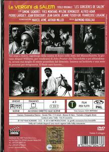 Le vergini di Salem di Raymond Rouleau - DVD - 2