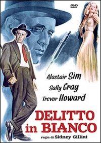 Cover Dvd Delitto in bianco