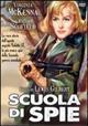 Cover Dvd DVD Scuola di spie