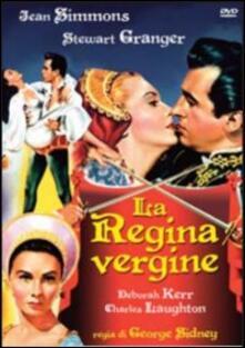 La Regina vergine di George Sidney - DVD