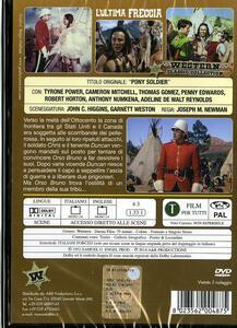 L' ultima freccia di Joseph M. Newman - DVD - 2
