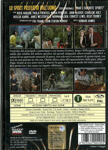 Lo sport preferito dall'uomo di Howard Hawks - DVD - 2