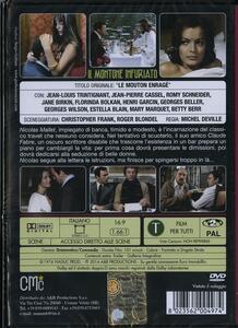 Il montone infuriato di Michel Deville - DVD - 2