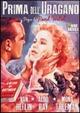 Cover Dvd DVD Prima dell'uragano