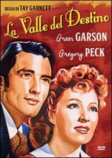 La valle del destino di Tay Garnett - DVD