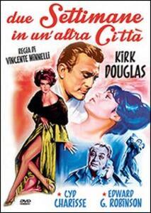 Due settimane in un'altra città di Vincente Minnelli - DVD