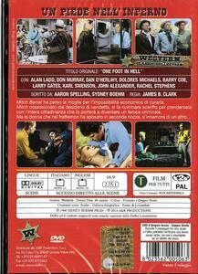 Un piede nell'Inferno di James B. Clark - DVD - 2