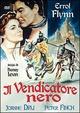 Cover Dvd Il vendicatore nero