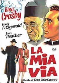 Cover Dvd La mia via