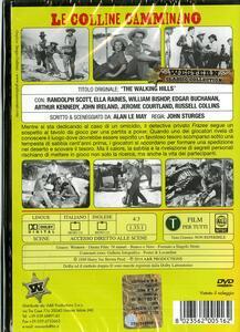 Le colline camminano di John Sturges - DVD - 2