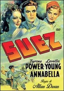 Suez di Allan Dwan - DVD