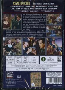 Assalto al cielo di Stuart Heisler - DVD - 2
