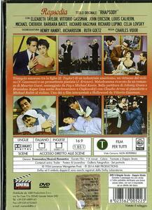 Rapsodia di Charles Vidor - DVD - 2