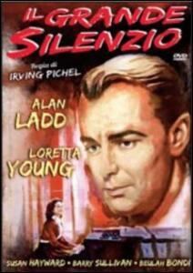 Il grande silenzio di Irving Pichel - DVD